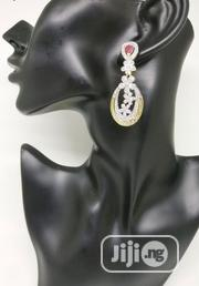 Cubic Zirconia Earring - CZ027 | Jewelry for sale in Lagos State, Amuwo-Odofin