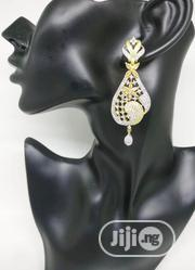 Cubic Zirconia Earring - Cz039 | Jewelry for sale in Lagos State, Amuwo-Odofin