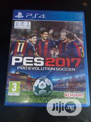 Pes 2017 Ps4 | Video Games for sale in Enugu State, Enugu