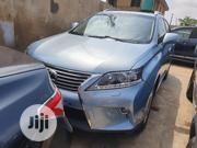 Lexus RX 2013 350 F SPORT AWD Blue | Cars for sale in Oyo State, Ibadan