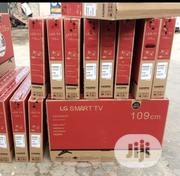 Original LG Smart LED TV 43inch | TV & DVD Equipment for sale in Lagos State, Ojo