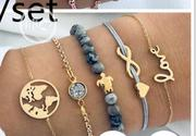 5 Set Fashionable Bracelet | Jewelry for sale in Lagos State, Lagos Mainland