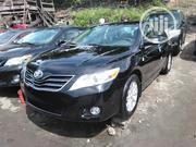 Toyota Camry 2.4 LE 2008 Black | Cars for sale in Lagos State, Apapa
