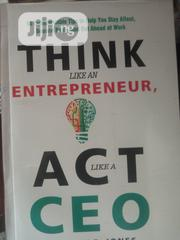 Think And Act Like A Ceo | Books & Games for sale in Lagos State, Lagos Mainland