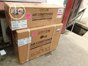 Brand New LG 1.5HP Split Unit Air Conditioner Plus Installation Kis | Home Appliances for sale in Lagos State, Ojo