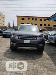 Land Rover Range Rover Sport 2014 HSE 4x4 (3.0L 6cyl 8A) Gray | Cars for sale in Lagos State, Lekki Phase 1