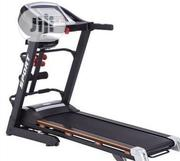 Treadmill 2.5hp With Massage Sit-Up Dumbells | Sports Equipment for sale in Abuja (FCT) State, Lugbe District
