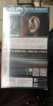 Bluetooth Headset | Accessories for Mobile Phones & Tablets for sale in Lagos State, Ikeja