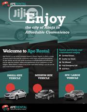 Ape Rental: Your Premium Car Rental Service | Automotive Services for sale in Abuja (FCT) State, Central Business District