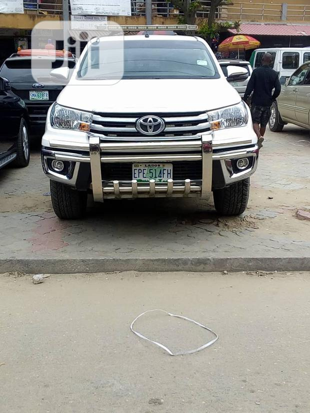 T Guard For Hilux 2018