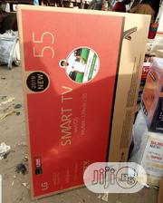 Original LG LED 55inch Tv | TV & DVD Equipment for sale in Lagos State, Ojo