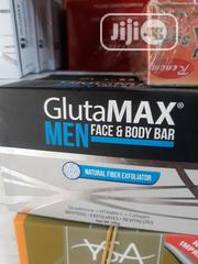 Glutamax Men Face And Body Glutathione Whitening Bar Soaps | Skin Care for sale in Lagos State, Lagos Mainland