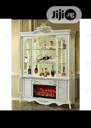 Exquisite Royal Bar With Fire Flarnes Lights | Furniture for sale in Lagos State, Ikoyi