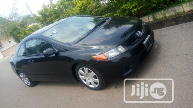Archive: Honda Civic 2008 Coupe 1.8 EX-L Automatic Black
