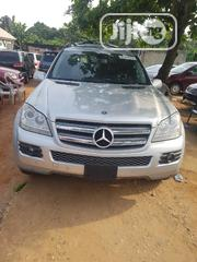 Mercedes-Benz GL Class 2008 GL 450 Silver | Cars for sale in Lagos State, Amuwo-Odofin