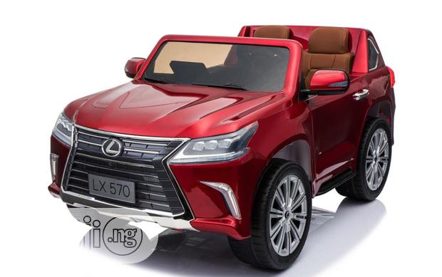 Lexus Toy Car 570