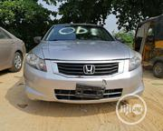 Honda Accord 2009 2.0 i-VTEC Automatic Silver | Cars for sale in Lagos State, Yaba