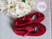 Flat Ballet Shoes Red Size 30 & 31 | Children's Shoes for sale in Abuja (FCT) State, Gwagwalada