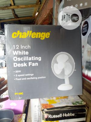 Table Fan Challenge Product