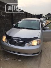 Toyota Corolla 2007 LE Silver   Cars for sale in Rivers State, Port-Harcourt