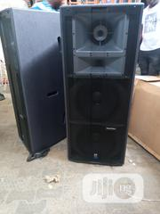 Sound Prince SP228 Double Professional Loud Speaker Pair | Audio & Music Equipment for sale in Lagos State, Ojo