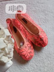 Orange Flat Shoes Size 27 | Children's Shoes for sale in Abuja (FCT) State, Gwagwalada