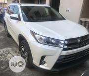 Toyota Highlander 2019 White | Cars for sale in Lagos State, Lagos Mainland
