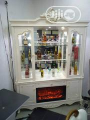 Buy Ur Brand New Imported Set of Bar Together With Fire Frame TV Stand | Furniture for sale in Lagos State, Ojo