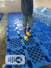 120 By 100cm Durable Plastic Pallets | Building Materials for sale in Lagos State, Agege