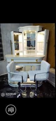 Brand New Imported Set of Wine Bar With the Canter.   Furniture for sale in Lagos State, Ojo