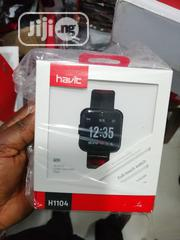 Havit Full Touch Watch H1104 | Smart Watches & Trackers for sale in Lagos State, Ikeja