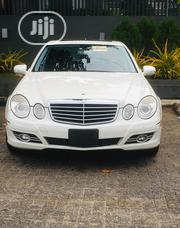 Mercedes-Benz E350 2007 White | Cars for sale in Lagos State, Yaba
