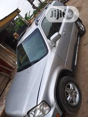 Honda CR-V EX 4WD Automatic 2004 Silver | Cars for sale in Lagos State, Lagos Mainland