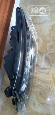 Head Lamp For Kia Optima 2014 Model With Led Light | Vehicle Parts & Accessories for sale in Lagos State, Mushin
