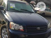 Toyota Highlander 2003 Blue | Cars for sale in Lagos State, Amuwo-Odofin