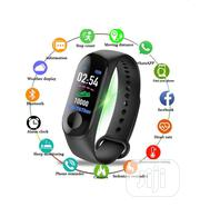 Original M3 Smart Watch Sport Fitness Bracelet | Smart Watches & Trackers for sale in Abuja (FCT) State, Central Business District