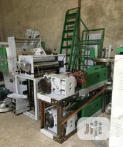 Nylon Extruder Printing Bag Making Recycling Punching | Manufacturing Equipment for sale in Lagos State, Lekki Phase 1