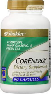 Shaklee Corenergy Help Promote Sustained Vitality Energy - 90 Caps | Vitamins & Supplements for sale in Lagos State, Ipaja
