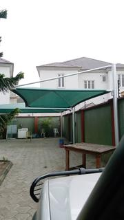 Quality Carport Mesh With Full Steel Gavanize Pipe Complete Gauge. | Building Materials for sale in Lagos State, Alimosho