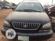 Lexus RX 2000 Black | Cars for sale in Lagos State, Lagos Mainland