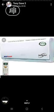 Restpoint Split Unit Airconditioner 1.5hp Inverter | Home Appliances for sale in Lagos State, Ojo