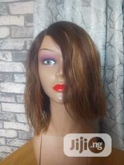 Human Hair Wig With Closure | Hair Beauty for sale in Lagos State, Ojo
