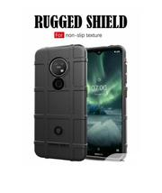 Nokia 6.2 /Nokia 7.2 Shockproof Rugged Shield Armor Soft Rubber Case | Accessories for Mobile Phones & Tablets for sale in Lagos State, Ikeja