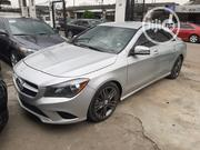 Mercedes-Benz CLA-Class 2015 Silver | Cars for sale in Lagos State, Surulere