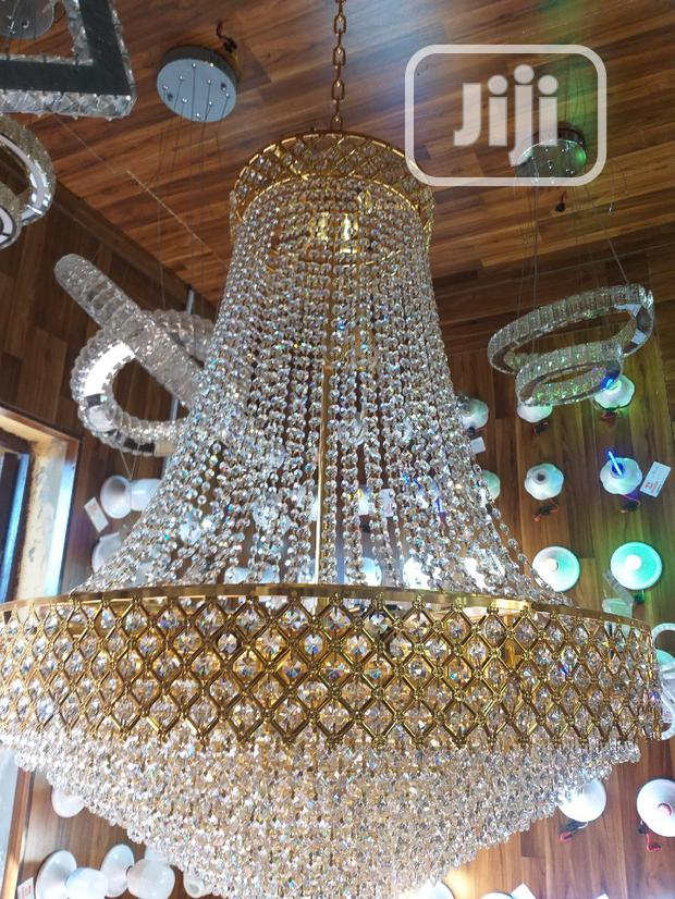 Archive: Dubai Golden Chandelier