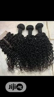100% Human Hair With Closure,Tangle Free . | Hair Beauty for sale in Anambra State, Nnewi North