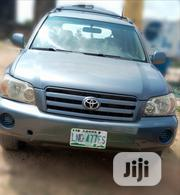 Toyota Highlander 2005 V6 4x4 Blue | Cars for sale in Oyo State, Ibadan