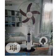Boscon 18 Inches Rechargeable Stand FAN BOS-RF2618R | Home Appliances for sale in Abuja (FCT) State, Kubwa