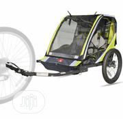 Allen Sports Deluxe 2-child Bike Trailer, Green | Prams & Strollers for sale in Lagos State, Lagos Mainland