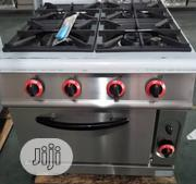 High Quality 4burners Industrial Gas Cookers | Restaurant & Catering Equipment for sale in Lagos State, Ojo